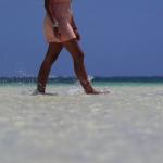 Walk sea