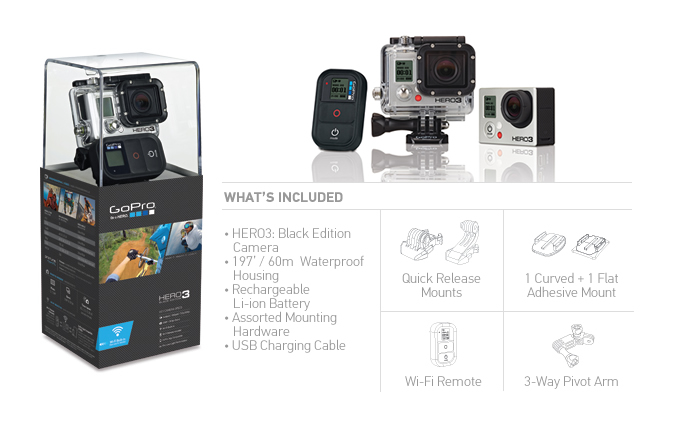 Gopro hero3 black edition – sample movies review | trusted reviews.